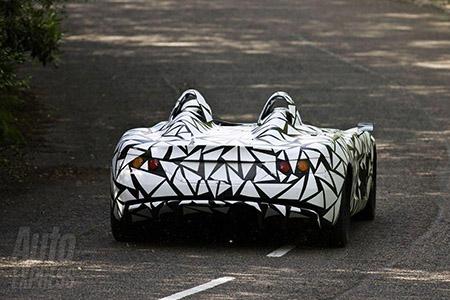Mercedes SLR McLaren Edición especial