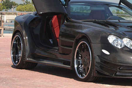 Mercedes SLR Perfectus por Asma Design