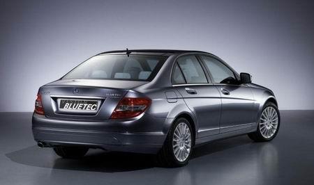 Mercedes Vision C220 Bluetec