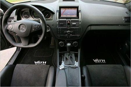 VÄTH V63RS Clubsport, un C 63 AMG de casi 600 CV
