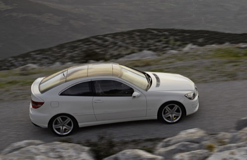 El Mercedes CLC tiene los días contados