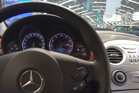 Mercedes SLR McLaren Salón de Vigo