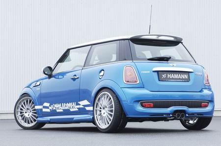 Mini Cooper, segunda generación modificada por Hamann