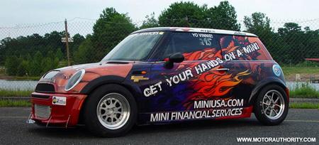 Mini Cooper S ABF