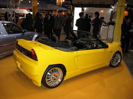 Honda NSX Kei Car