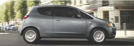 Nuevo Mitsubishi Colt 2009