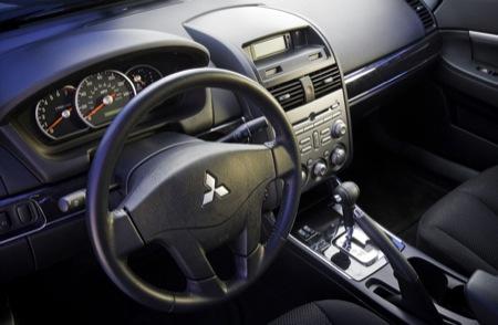 Mitsubishi Galant 2009, lavado de cara para Chicago