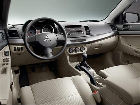 Mitsubishi Lancer 2008, al mercado europeo