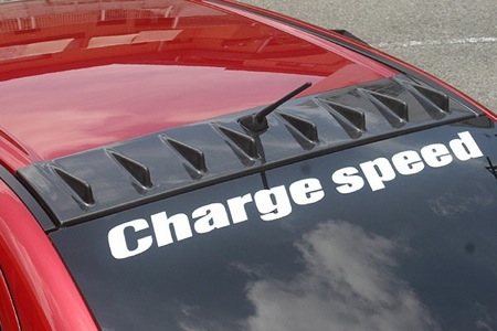 Mitsubishi Lancer Evo X por ChargeSpeed