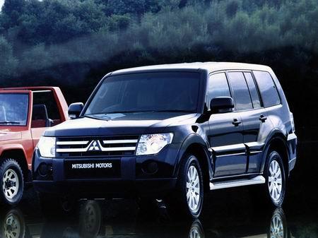 Nuevo Mitsubishi Montero 2014 To Usa | Autos Weblog