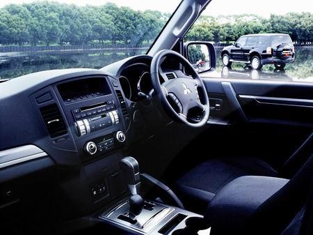 La cuarta generación del Mitsubishi Montero llegará en otoño