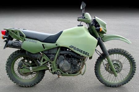 Resultado de imaxes para moto diesel