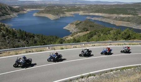 La DGT estudia prohibir las motos de más de 100 Cv