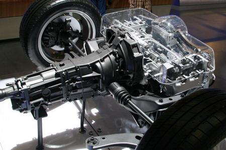 Motor Boxer Diesel Subaru