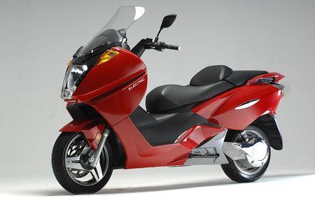 Hertz alquilará motos eléctricas en Madrid