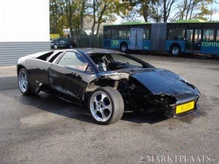 La crisis aprieta, consigue un Lamborghini Murcielago por 37.500€