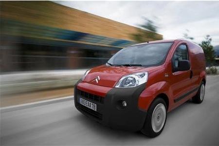Nemo Combi, el nuevo vehículo comercial de Citroën