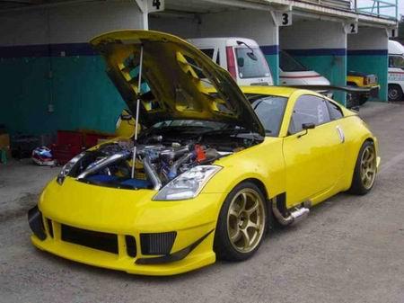 Nissan 350z Fotos on Nissan 350z Tracciontotal Jpg