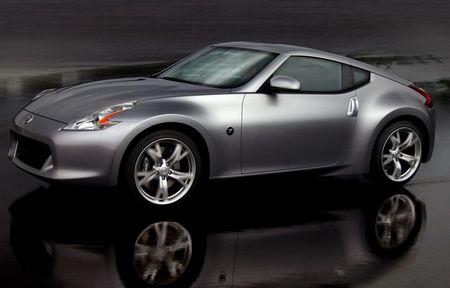 Nissan 370Z, primeras imágenes oficiales