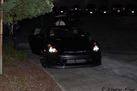 Primer Nissan GT-R Estados Unidos