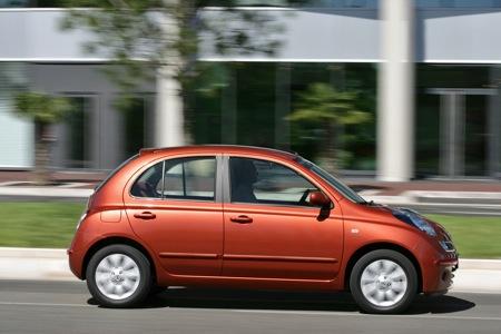 Nissan Micra 2007, únicamente pequeños cambios
