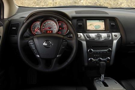 Más imágenes y datos del Nissan Murano 2009