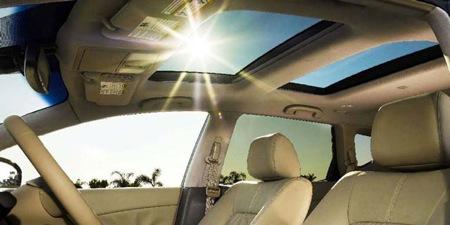 Posibles imágenes del Nissan Murano 2009