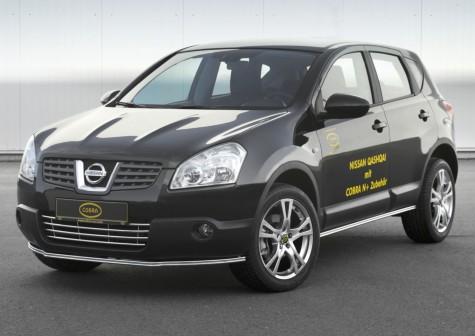 Nissan Qashqai 2008. Top Gear Best SUV - Nissan