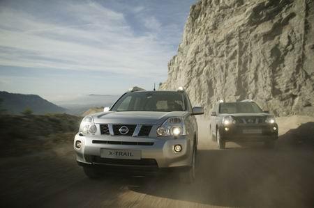 Nuevo Nissan X-Trail en Ginebra