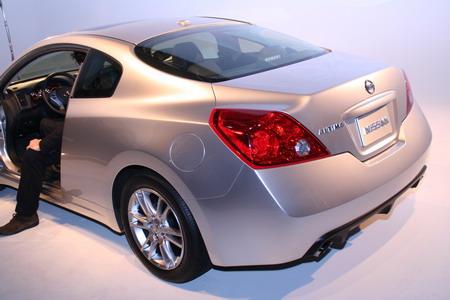 Nissan Altima Coupé