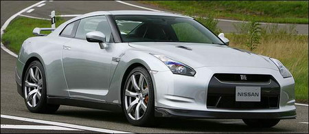 Nissan GT-R al descubierto