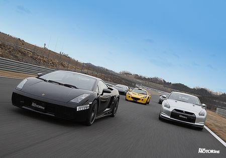 El Nissan GT-R contra el mundo, recopilación de vídeos