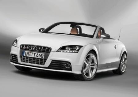 Detroit NAIAS Audi TTS