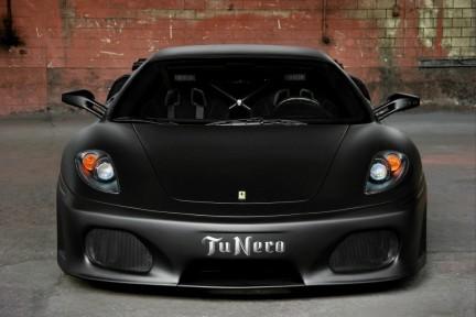 Novitec TuNero, un Ferrari F430 gótico