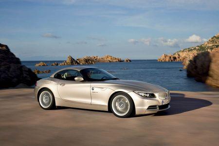 BMW Z4 2009, datos oficiales