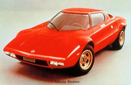 Lancia Stratos y Lancia Deltina, podrían ver la luz en 2011