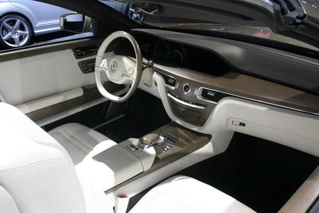 Mercedes Ocean Drive Concept en Detroit