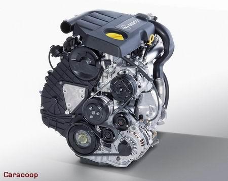 Facelift del Opel Astra: nuevo motor 1.6 turbo de 180 Cv