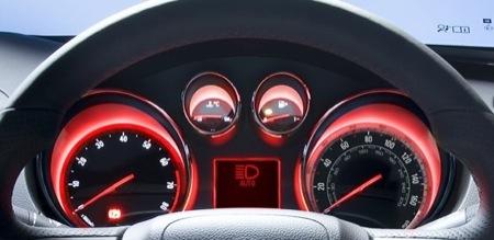 Opel Insignia, más imágenes que incluyen el interior
