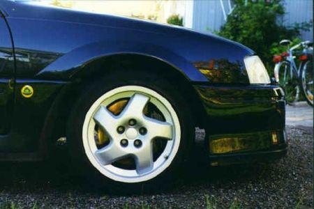 Opel Lotus Omega, un clásico moderno