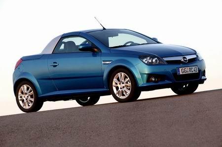 Opel Tigra Twintop, nuevos equipamientos