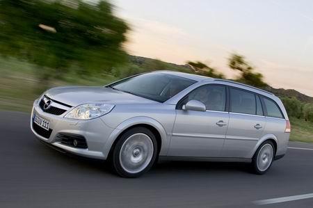 Opel Vectra Caravan, nuevos equipamientos