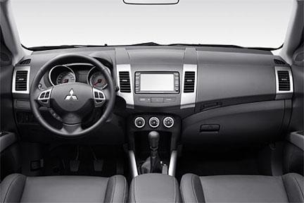 Mitsubishi Outlander europeo