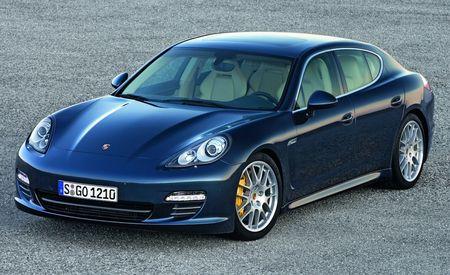 Porsche Panamera, más imágenes y dos vídeos