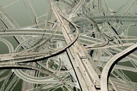 Los peores cruces de carreteras del mundo