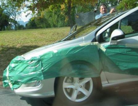 Nuevas fotos espía del Peugeot 308 2008