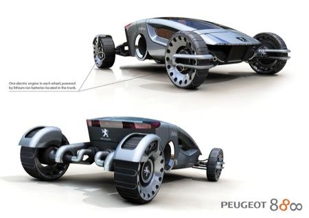 Peugeot 888