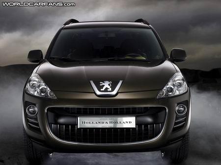 Peugeot Holland&Holland 4007 Concept