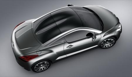 Peugeot RCZ Coupé, el nuevo prototipo francés