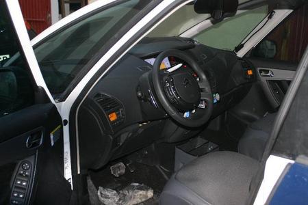 Nuevos Veh Culos Para La Polic A Citro N C4 Picasso Seat